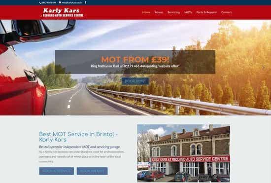 Karly Kars at Redland Auto Centre